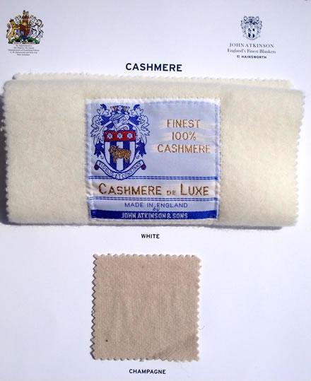 Cashmere Colour Swatch